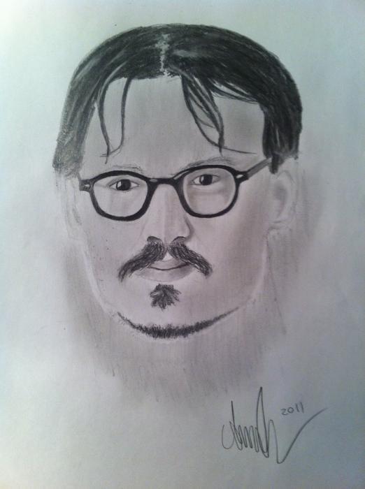 Johnny Depp by amanda.n